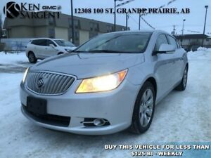 2012 Buick LaCrosse Convenience  - Certified