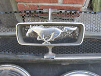 """1965 Ford Mustang Grill, 14"""" Hubcaps, Rear Quarter, Rear Valence"""