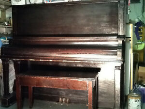 Make offer on piano