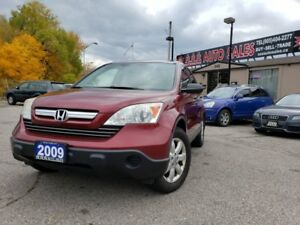 2009 Honda CR-V 4WD 5dr EX , Fully Power good for winter save ga