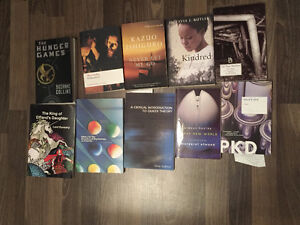 Selling multiple U of S textbooks - KIN, WGST, ENG, ACB