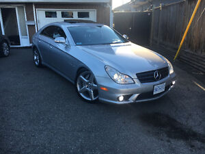 2006 Mercedes-Benz CLS-55 AMG low km clean car