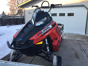 "2014 Polaris Pro  RMK 800 163"" EFI LOTS OF EXTRAS"
