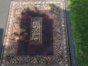 Persian Style Rug  10.5 ' x 8'