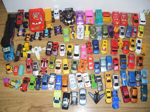 101 Toy Cars