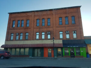 Shop for rent in downtown Woodstock NB