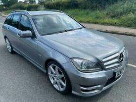 image for 2012 MERCEDES C220 CDI BlueEFFICIENCY SPORT AUTO **JUST 181, 000 MILES** FSH