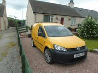 Volkswagen Caddy 1.6TDi ( 102PS ) BlueMotion Tech C20 Diesel L@@k NO VAT