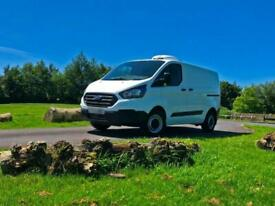 Brand New 2021/21 Ford Transit Custom T300 SWB 105 PS Fridge Van