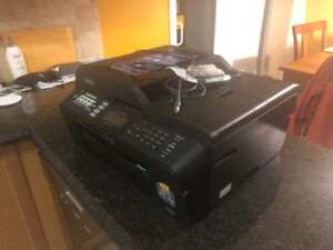 Used once small business home office printer with XL cartridge