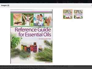 Reference Guide for Essential Oils, by Connie & Alan Higley Windsor Region Ontario image 1