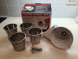 AVAILABLE kitchenaid slicer and shredder  London Ontario image 1