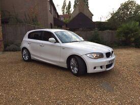 BMW 1 Series 2.0 116 d M sport