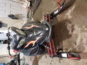 Yamaha apex 2006 parting out