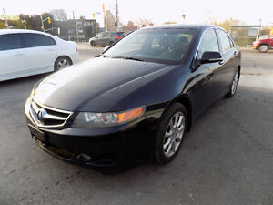 2007 Acura TSX - 6 SPEED MANUAL - NO ACCIDENT