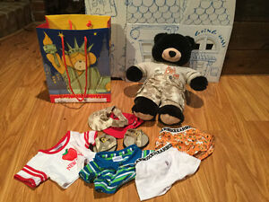 Build-a-bear & accessories
