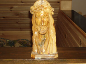 Olive Wood Statues from Bethlehem