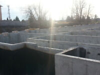 Concrete Forming| Foundation Walls