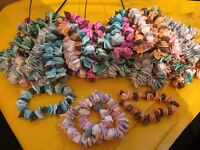 Job Lot 54 X Ladies / Girls Shell Fashion Bracelets - Beach Seaside Etc