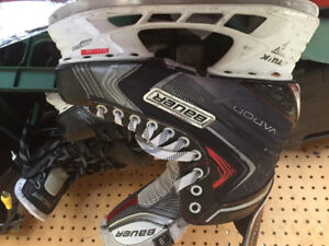 Bauer 180's size 5 and 7 good condition