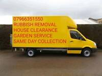 RUBISH REMOVAL& WASTE DISPOSAL -HOUSE CLEARANCE