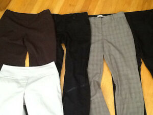 4 pair PANTS, 1 SHORTS, $5-$7 sizes 8-12 come check these out!