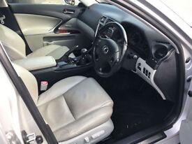 Lexus IS 220d 2.2TD ( sr ) SE-L 07/57