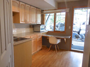 Furnished Studio Suite in Canmore avail October 1st