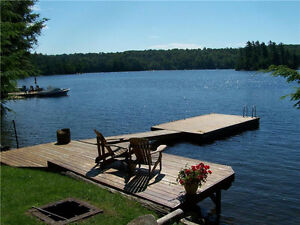 Wanted - Private lakefront cottage - No resorts