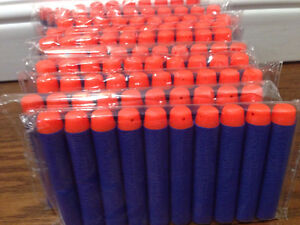 Lot of Nerf Darts