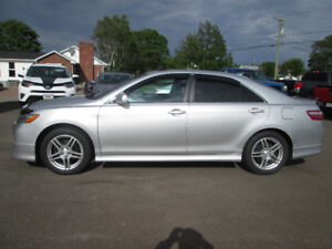2009 TOYOTA CAMRY SE LOADED TRADE WELCOME