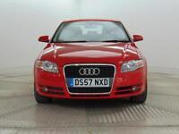 2008 Audi A4 TDI SE TDV Diesel red Manual