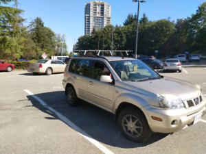 2005 nissan x trail special edition