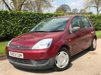 2003 Ford Fiesta 1.4 Durashift EST 5DR Finesse***ONLY 27K GENIUINE LOW MILES***`