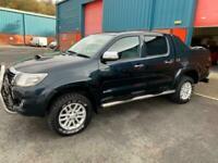 2012 Toyota Hilux 3.0 D-4D DOUBLE CAB PICK UP 4X4 INVINCIBLE PICK UP Diesel Manu