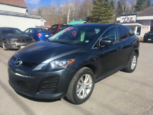 2011 MAZDA CX7, ALL WHEEL DRIVE, 832-9000/639-5000.