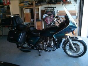 honda Gold Wing  GL 1000 1976