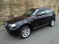 2009 09 BMW X3 2.5 XDRIVE25I M SPORT 5D 215 BHP