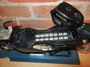 KAWASAKI MOTORCYCLE HOUSE PHONE, AS IS Stratford Kitchener Area image 2
