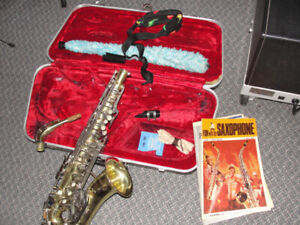 Alto Saxophone for Sale,, Armstrong,, $149 priced to sell