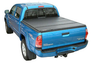 Fold a Cover - Solid Tonneau - 05-15 Tacoma - 5ft Bed