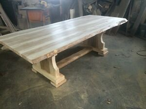 Barn board furniture tables bench door cabinet live edge Kitchener / Waterloo Kitchener Area image 8
