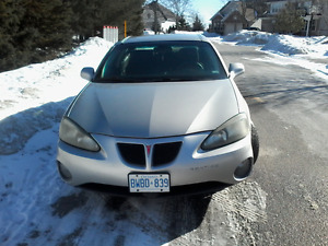 2008 on Pontiac Grand Prix CertifiedETested Lady driven highway