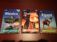 GUIDE DE VOYAGE - LONELY PLANET - EGYPT - EGYPTE