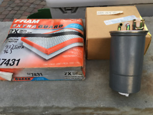 bosch vw diesel fuel filter and air filter combo deal