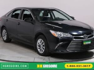 2017 Toyota Camry LE AUTO A/C CAM RECUL BLUETOOTH GR ELECT