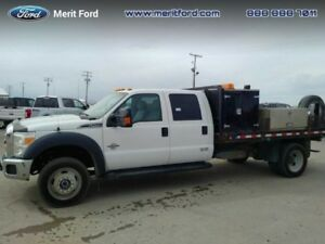 2014 Ford F-450 DRW Super Duty S/CREW DRW XLT  REDUCED!!