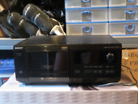 Sony 51 Disc CD Player Jukebox Style