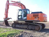 2011 Hitachi ZX270LC-3 Hydraulic Excavator