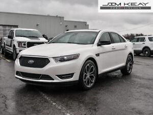 2017 Ford Taurus SHO  - Leather Seats -  Cooled Seats - $152.13